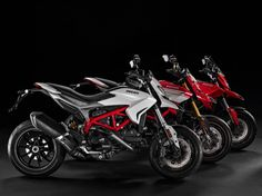 2016 Ducati Hypermotard and Hyperstrada will make its debut at the EICMA 2015