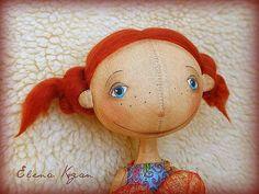 Куклы тыквоголовки с выкройками одежды