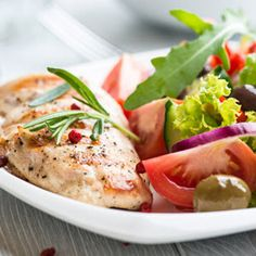 The Top 10 Recipes To Burn The Fat And Feed The Muscle by Tom Venuto