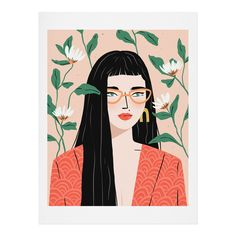 Charly Clements 'Bloom' 8x10 Print