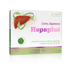 Olimp Labs Hepaplus articsóka - 30db kapszula