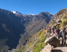 Jour 3 - Début du trek du Canyon de Colca