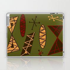 Retropolis 1 Laptop & iPad Skin by SKCreations, LLC - $25.00