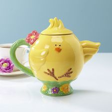 Chick Teapot from Current Catalog