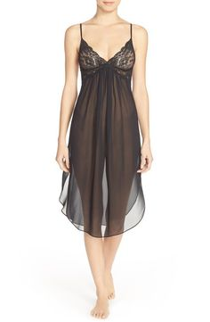 Pin for Later: 37 Lust-Worthy Lingerie Pieces For Every Type of Girl  In Bloom by Jonquil 'Jennifer' Midi Length Chemise ($65)