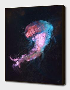 iCanvas /'Radiohead/' by Dániel Taylor Canvas Print