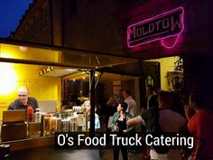 O's Food Truck Catering