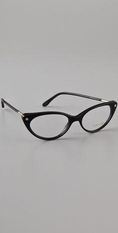 Tom Ford Eyewear Cat Eye Glasses - StyleSays