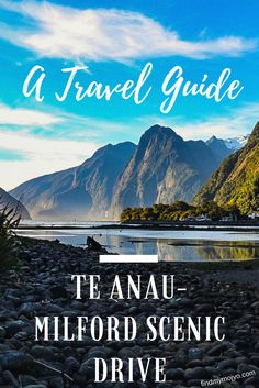 Top 10 travel tips, maps & suggested itinerary & pictures to inspire your trip to Milford Sound!