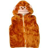 12 units of Kids Animal Jacket With Hat