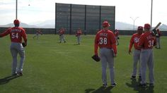 Reds pitchers and catchers report for Spring Training http://atmlb.com/1z54W4J