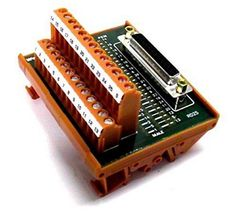 Weidmuller 910645 RD-25ASJS GSED RS70 Rail Mount Terminal Block Interface #Weidmuller