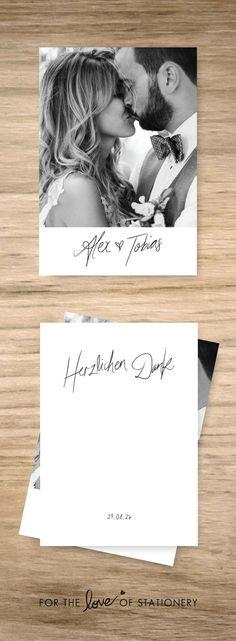 Herzlichen Dank German Rustic Wedding Thank You Cards Printa.- Herzlichen Dank German Rustic Wedding Thank You Cards Printable Photo Card Thank You Postcard Hochzeit Dankeschön-Karte Photo Thank You Cards, Thank You Postcards, Love Cards, Thank You Gifts, Photo Cards, Card Box Wedding, Wedding Thank You Cards, Diy Wedding, Rustic Wedding