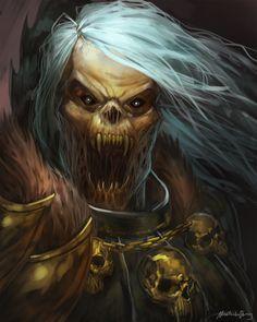 Warhammer Fantasy - Vlad von Carstein by GetsugaDante