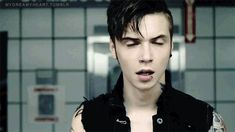 andy biersack gif - Google Search