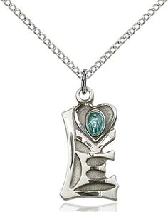 Miraculous Pendant (Sterling Silver) by Bliss | Catholic Shopping .com