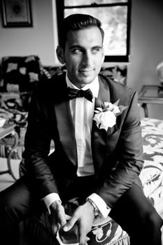 Image result for groom getting dressed