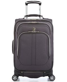 Revo Twist 21 Carry On Expandable Spinner Suitcase - Upright Luggage - luggage - Macy's