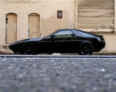 Murdered out Porsche Now I desire a 928 Porsche 928 Gts, Porsche Cars, Porsche Carrera, Audi, Bmw, Ferrari, Murdered Out, Ferdinand Porsche, Gt Cars