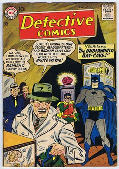 Detective Comics #242.  www.ephemeritor.com