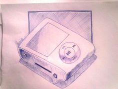 MP3, caneta esferográfica