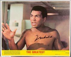 El Acorazado Cinéfilo - Le Cuirassé Cinéphile: Muhammad Ali. Films - Francisco Huertas Hernández....