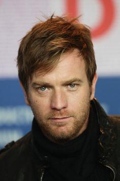 Ewan McGregor; Can you say manly... <3