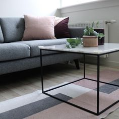 Furniture, Seater, Hues, Light Grey, Modern, Table, Home Decor, Silver Lights, Coffee Table