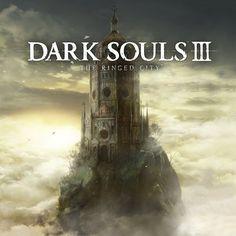 Dark Souls 3: The Ringed City Game Logo