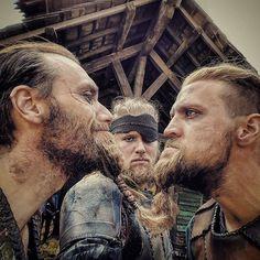 tobias santelmann - last kingdom beard battle Lagertha, The Last Kingdom Cast, Tobias Santelmann, Vikings, Viking Series, Netflix, Viking Warrior, Star Wars, Ragnar