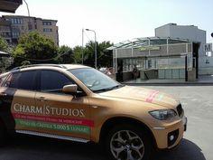 Charm Studios, in tot Bucurestiul! :-)