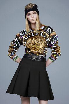 trademark Versace prints