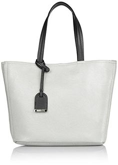 Kenneth Cole Reaction Clean Slate Shopper Tote Bag, Pale Wheat/Black, One Size - http://todays-shopping.xyz/2016/07/14/kenneth-cole-reaction-clean-slate-shopper-tote-bag-pale-wheatblack-one-size/