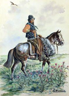 """EM - """"Paisano a caballo"""""""