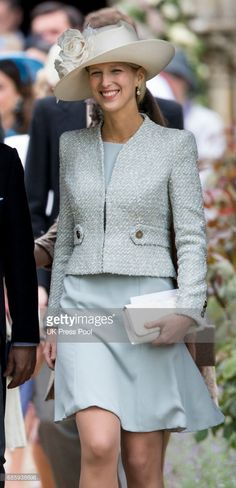 3b9060bcd Lady Gabriella Windsor attends the wedding of Pippa Middleton and James  Matthews at St Mark s Church