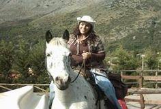 Trekking whit Horse