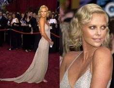charlize theron oscar - Google Search