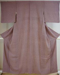 Kimono Dress Japan Geisha costume used Japan Vintage edo komon 1610T5S16