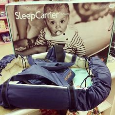 Najell - SleepCarrier Evening Blue