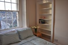 """The Stockbridge apartment"" is a luxury 2 bedroom apartment in Stockbridge Village, 10 minutes from Princes Street."
