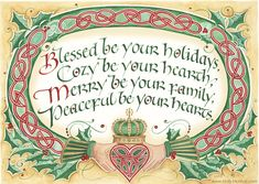 Merry Yule ❤️ Wishing everyone Love , Peace & Happiness ❤️ Noel Christmas, Christmas Quotes, All Things Christmas, Vintage Christmas, Celtic Christmas, Christmas Blessings, Christmas Card Verses, Christmas Images, Country Christmas