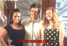 Bring It On: Fight to The Finish, Christina Milian, Rachel Brooke Smith and Cody Longo.