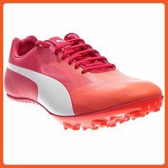 144ab3e8a42 PUMA Women s Evospeed Sprint V6 Track Spike Shoe