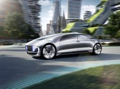Mercedes F 015 Luxury in Motion: lujo futurista - Libertad Digital - Motor 16