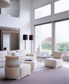 Interior-Design-Soft-Sofa-Chair-Modern