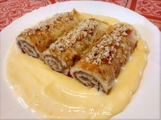 Easy Desserts, Delicious Desserts, Dessert Recipes, Good Food, Yummy Food, Salty Snacks, Hungarian Recipes, Recipes From Heaven, Sweet Cakes