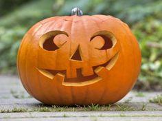 Halloween: calabazas talladas al estilo clásico...