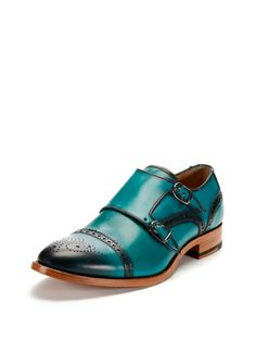 Monk-Strap Loafers by Antonio Maurizi at Gilt