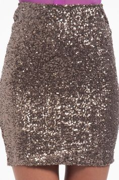 i want this sparkly pencil skirt!