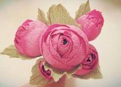 Kuvahaun tulos haulle crepe paper flowers
